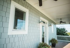 Siding in Wilmington, North Carolina by JHC.