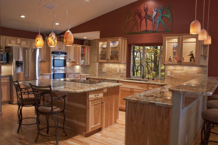 Kitchen Remodeling in Hampstead, North Carolina by JHC.