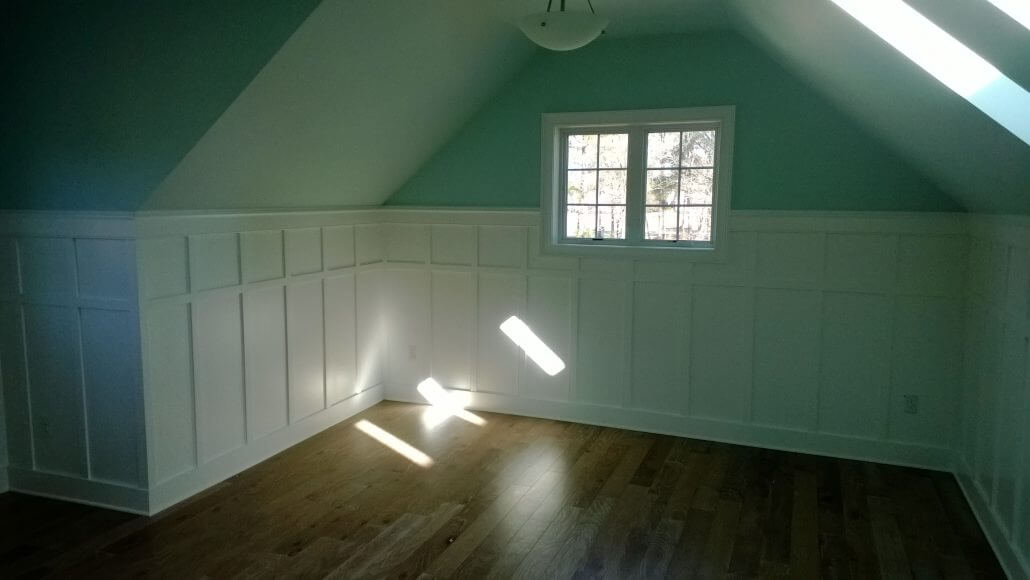 Interior Painting and Woodwork in Wilmington, North Carolina by JHC