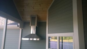 Siding in Hampstead, North Carolina by JHC.