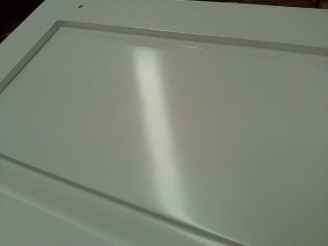 Cabinet Painting and refinishing in Wilmington, North Carolina by JHC.