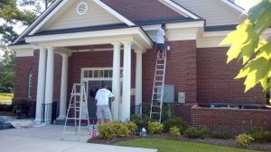Commercial Painting in Ogden, North Carolina by JHC.