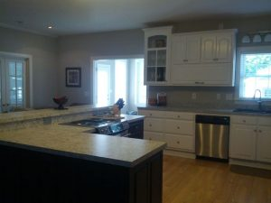 Custom Kitchen in Hampstead, North Carolina by JHC