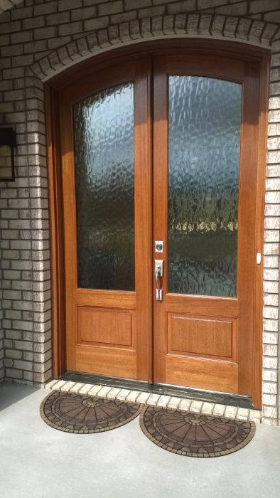 Door Replacement in Surf City, North Carolina by JHC