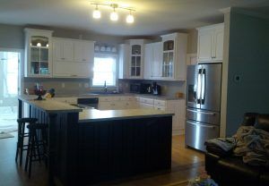 Kitchen Remodeling in Surf City, North Carolina by JHC.