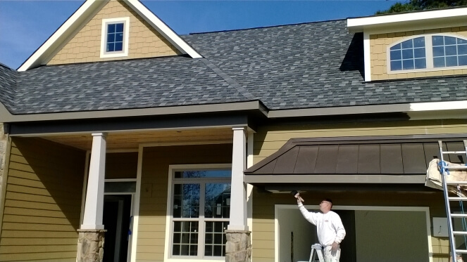 Exterior Painting in Wilmington, North Carolina by JHC.