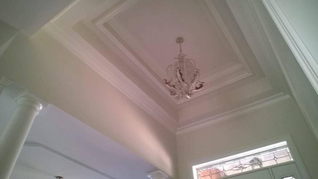 Custom Interior Painting in Wilmington, North Carolina by JHC